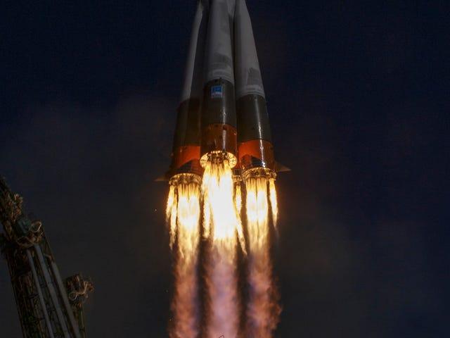 La agencia espacial rusa muestra un nuevo concepto de propulsor nuclear para viajar a Marte