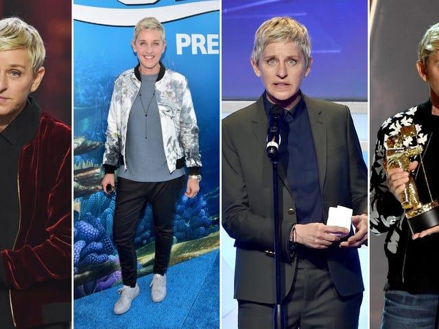 Ellen DeGeneres gets 4 shows on HBO Max