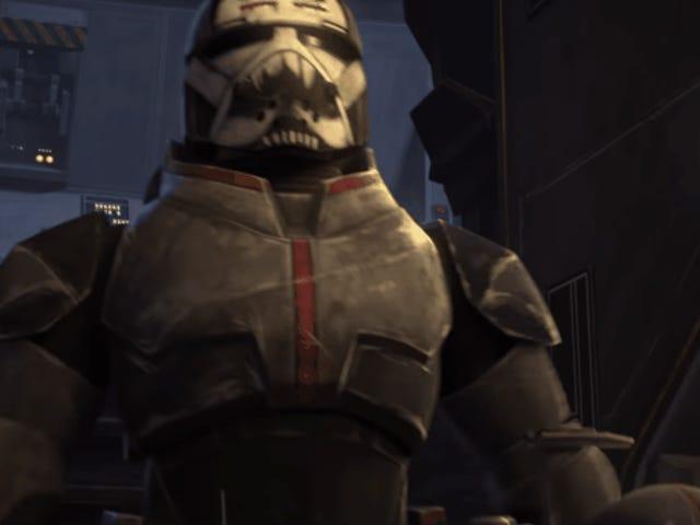 Clone Wars está de vuelta, y gracias a Dios, es más Clone Wars