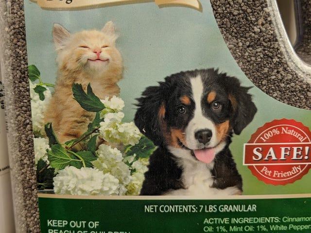 Doggo dan Kitteh Repellant