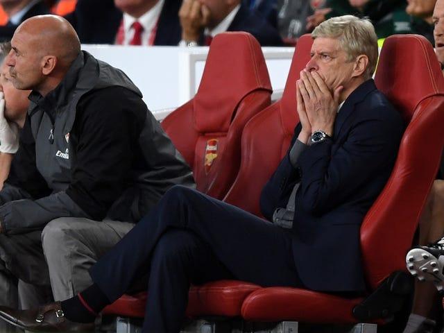 Arsène Wenger est désolé pour tous les temps qu'il a fait Arsenal Fans Cry