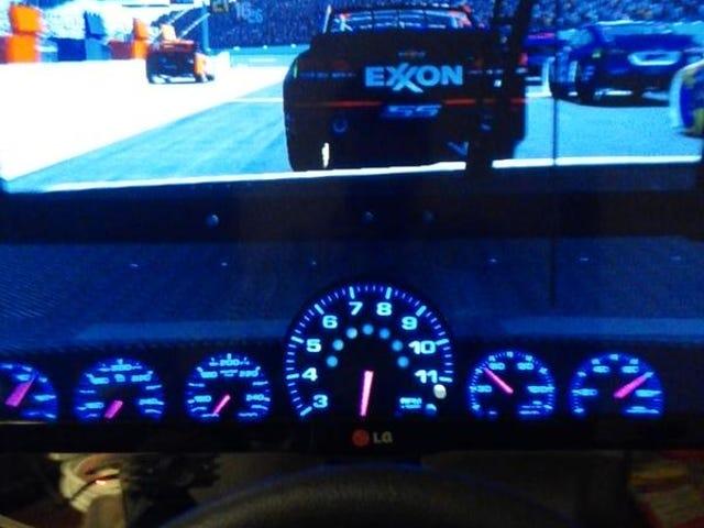 Η iRacing Daytona 500 μου
