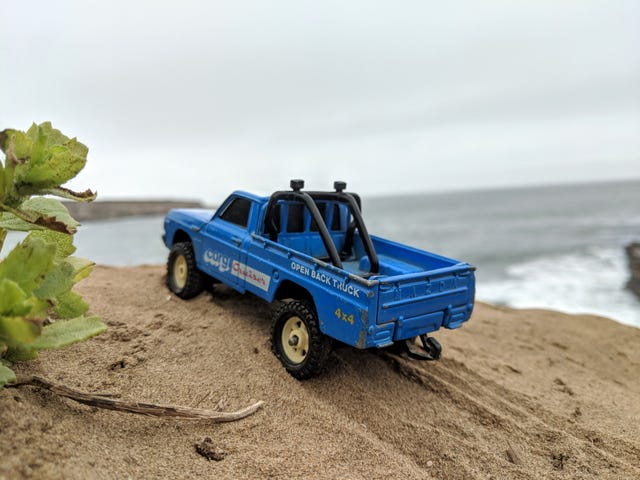 Land of the Rising Sun-day: Corgi Mazda B1600 4x4