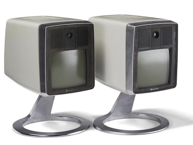 Rare AT&T Videophones From the 1970s Go Up for Auction This Month