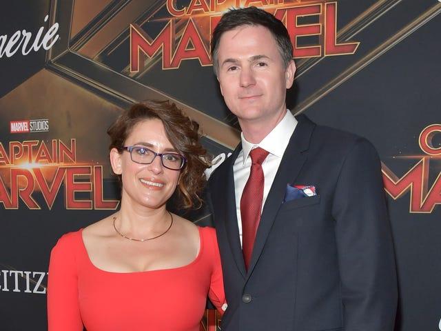 Captain Marvel 's Directors Diskutere betydningen av kvinnene i Carol Danvers' Liv