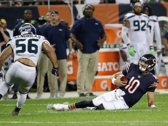 The Bears Are Going To Need More From Mitchell Trubisky At Some Point