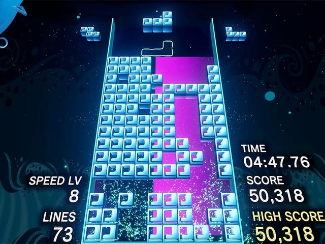 Yo all the people who say VR is the best way to play Tetris Effect...