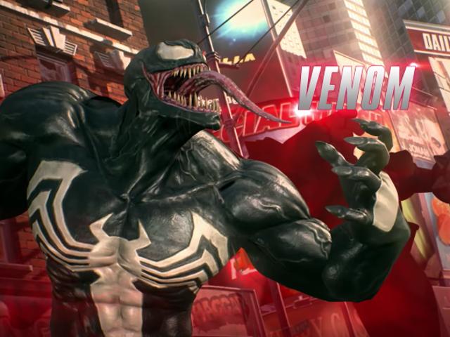 Fans Don't Like Venom's Voice In Marvel vs. Capcom: Infinite