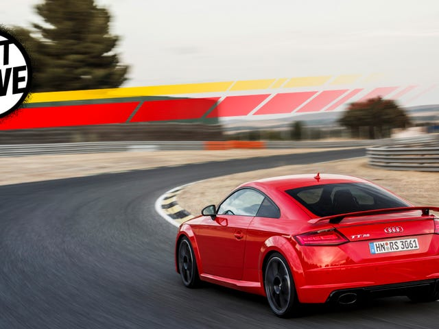 The Fierce 400 HP 2018 Audi TT RS Can Make Anyone Into A Hero On Track