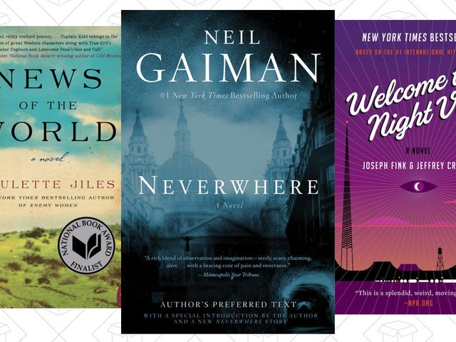 Download Some New Books To Your Kindle For $3 Or Less