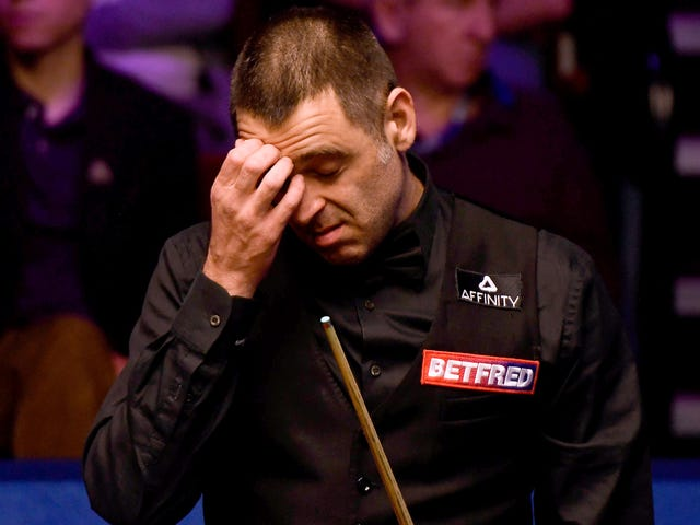 """Snooker Community Slams Ronnie O'Sullivan For """"Disrespectful"""" Demeanor After Shock World Championship Exit"""