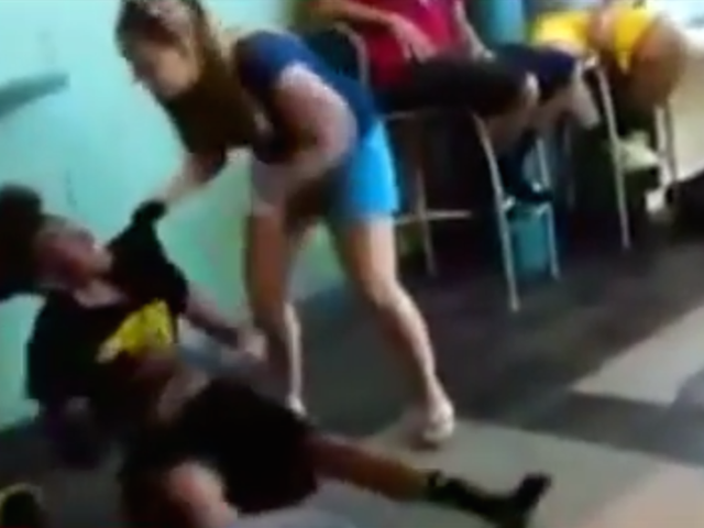 Va. Mom Charged With Assault in Slap of Black Teen Who Was Fighting Her Son