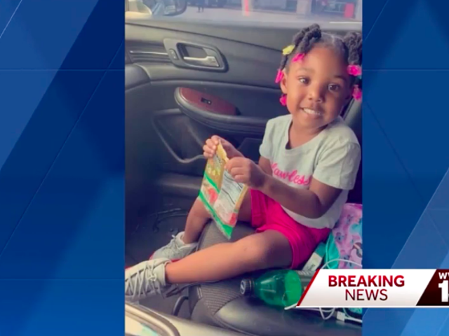 Heartbreak: Body of 3-årig Kamille 'Cupcake' McKinney Fundet i Alabama Dumpster;  2 Personer tiltalt