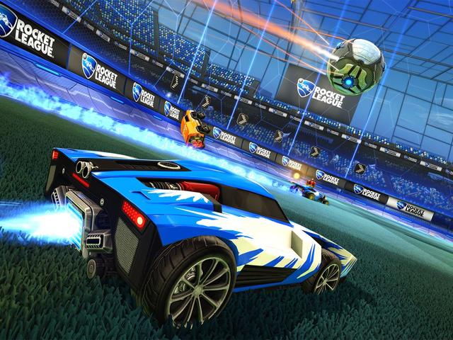 Rocket League Now Has Cross-PlayAcross All Consoles