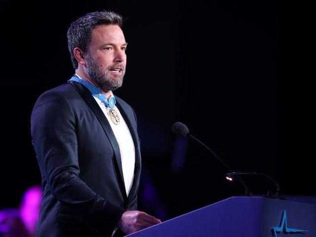 It's Rumor Time: Is Warner Bros. trying to retire Ben Affleck's Batman?