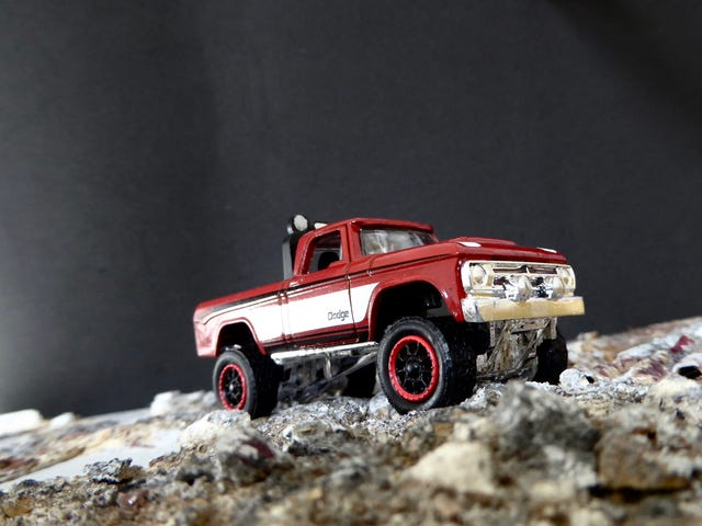 Hot Sixty 4th: Wheel Swap Wednesday