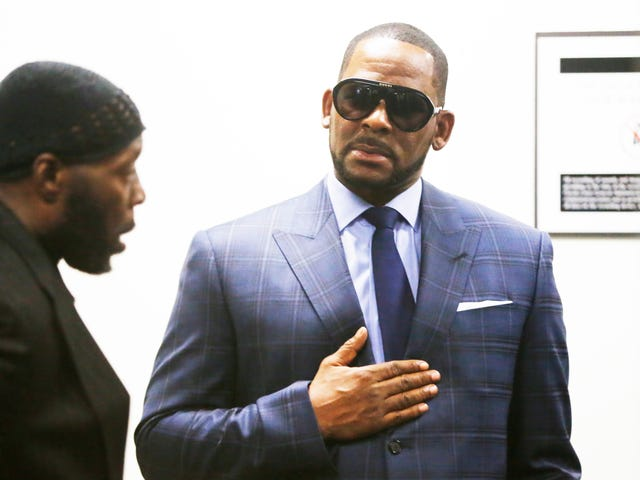 Oh, cool, someone paid off R. Kelly's unpaid child support for him