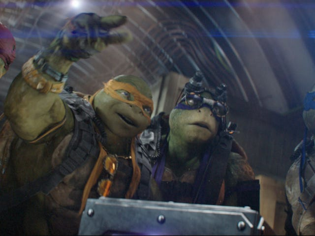 <i>Teenage Mutant Ninja Turtles</i> Franchise återupptas (igen)