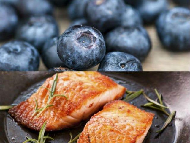 9 Makanan Yang Membantu Melawan Kanser Payudara