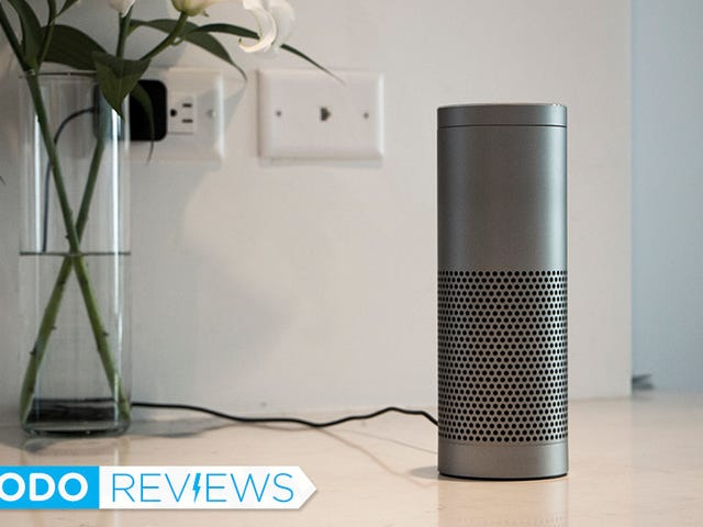 Amazon's Echo Plus Gets Close to Giving Us the Easy Smart Home We Deserve