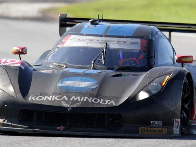 Wayne Taylor Racing Loses 3rd Place At Rolex 24 For Drive Time Violation