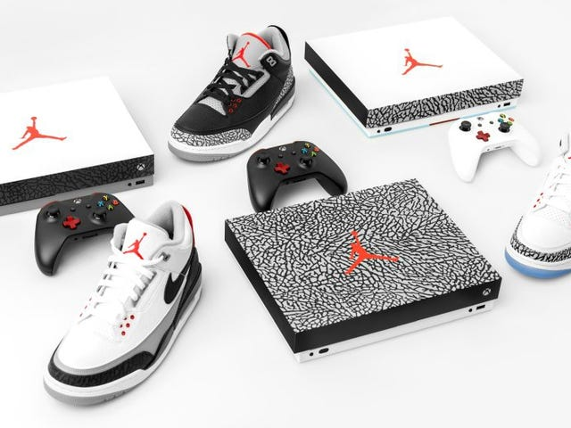 When Air Jordan Met Xbox