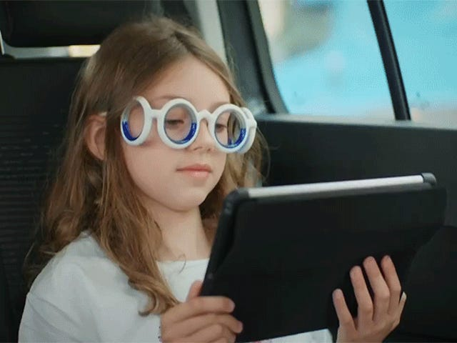Questi occhiali bizzarri promettono di curare la tua malattia <em></em>  Ma a quale costo