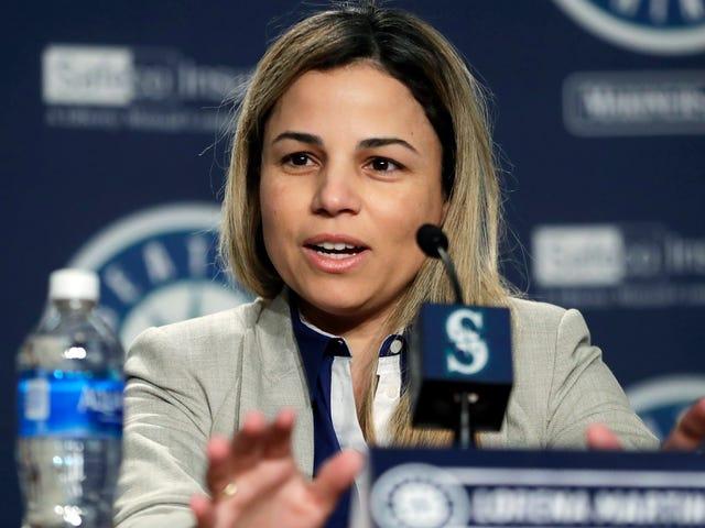 "Ex-Mariners Employee Lorena Martin Says Mariners Bosses Called Latino Players ""Lazy"" And ""Stupid"""