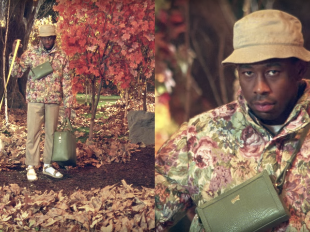 Forest, ma rendilo fashion: Tyler, The Creator, debutta con la sua ultima collezione GOLF