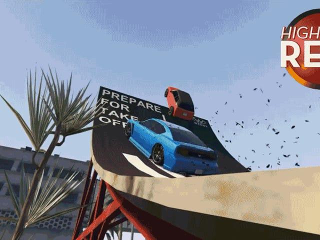 <i>GTA V</i>播放器找到停车位