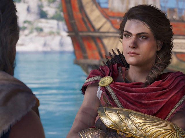 Assassin's Creed Odyssey Acts Like An RPG, But It Doesn't Go Far Enough