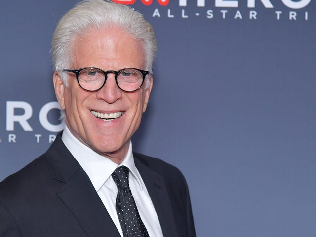 Tina Fey and Ted Danson teaming up for the ultimate NBC sitcom