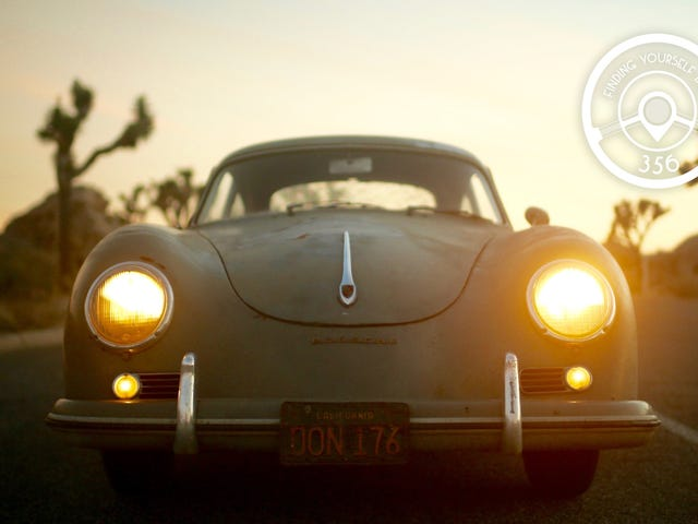 Barn-Find Porsche 356 menangani 4x4 Trail dari Joshua Tree to Big Bear |  PRAEMIO