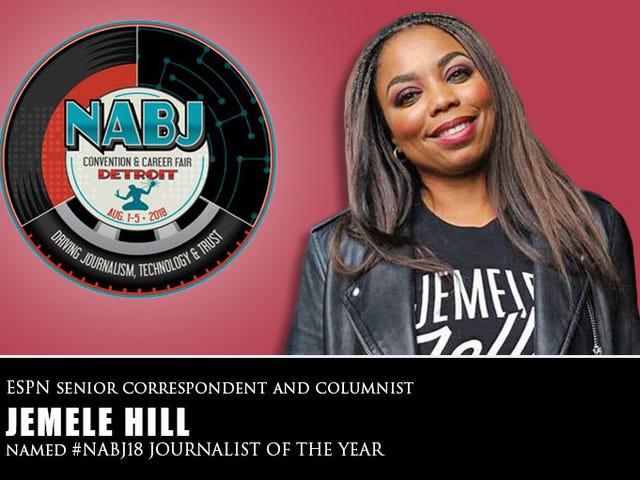 Fox & Friends Pans NABJ's 'Journalist of the Year'
