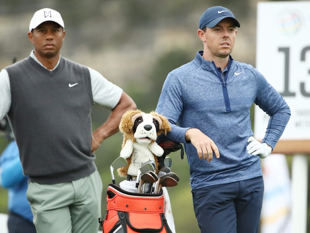 Tiger Woods zeigte, warum er der Matchplay-König gegen Rory McIlroy ist