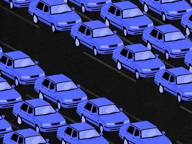 Những quy tắc ít được biết đến của đường giúp bạn lái xe thông minh hơn