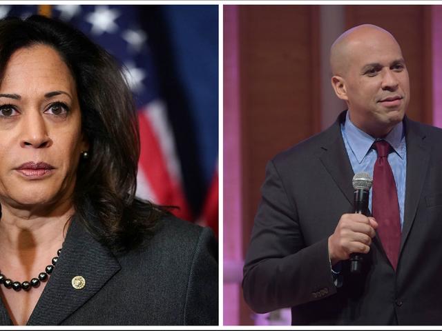 Kamala Harris, Cory Booker Appointed to Senate Judiciary Committee