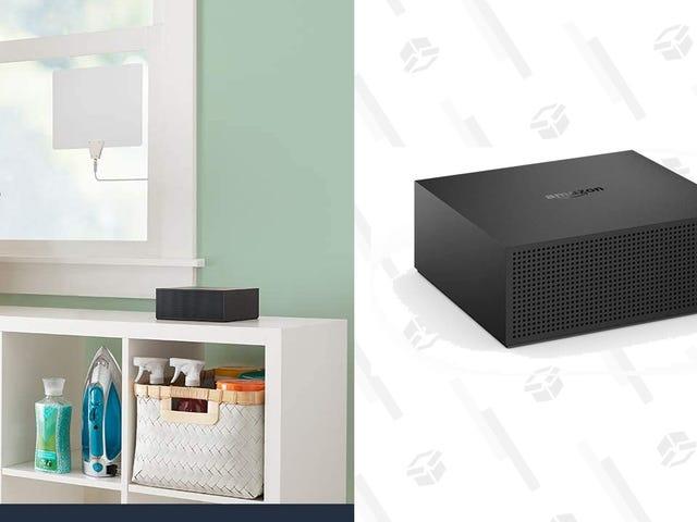 Jimat $ 85 Semasa Anda Memotong Kabel Dengan DVR Fire TV Recast Amazon