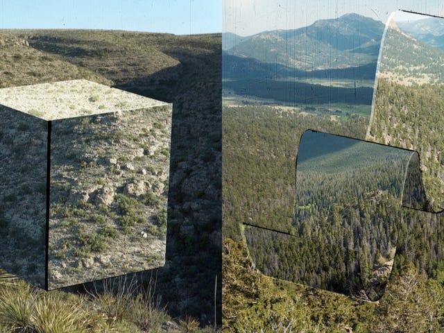 Ninguna de estas fotos con efecto 3D está manipulada digitalmente