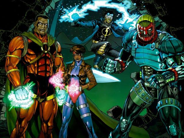 Comic Publisher Milestone Media kommer tillbaka, och det är fantastiskt