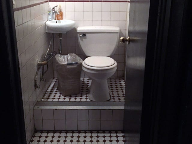 How The Hell Should You Pee In This Toilet?