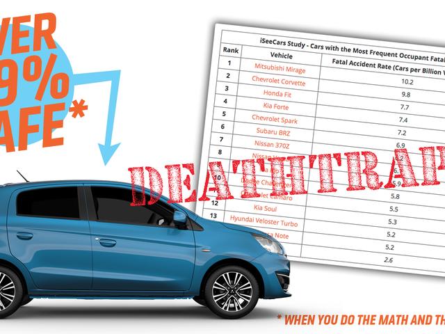 Amerikas mest farlige bil er faktisk ret dårligt sikkert