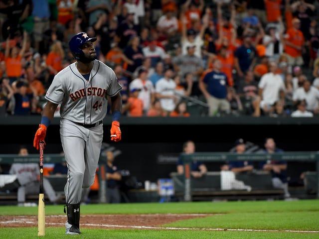 Yordan Alvarez Dan Astros Membuat Kes Besar Untuk Menaikkan Orioles