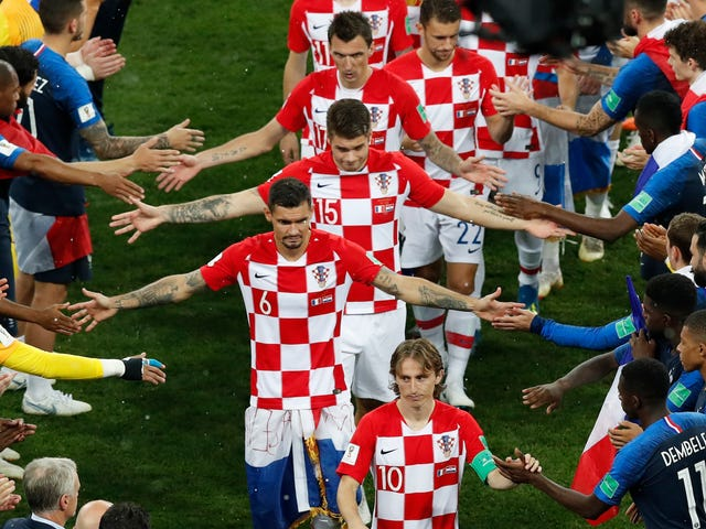 Croatia's World Cup Final Run Was A Miracle