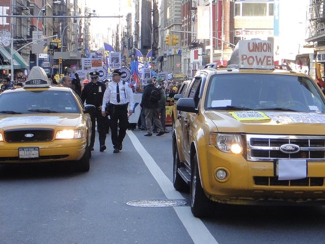 A Sixth New York City Taxi Driver Has Committed Suicide After Falling Into Debt
