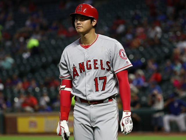 Aw Fuck, Shohei Ohtani Needs Tommy John Surgery