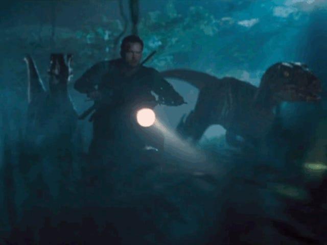 El experimento de <i>Jurassic World</i> en katastrofefilm