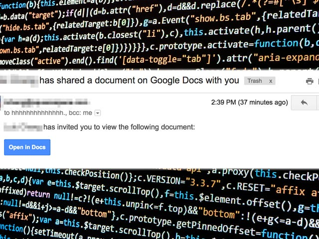 A Dangerously Convincing Google Docs Phishing Scam Is Spreading Like Crazy [Updated]