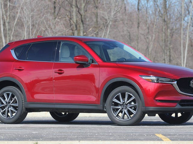 Mazda CX5 ... thoughts?