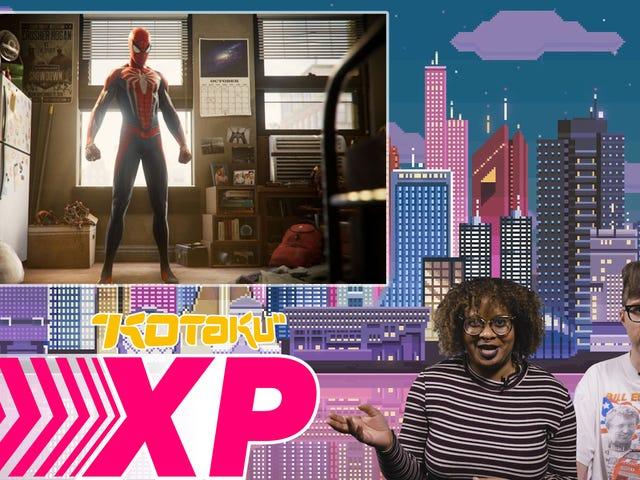 Kotaku XP: <i>Spider-Man</i> 、 <i>Spyro</i>そしていくつかの必要パッチ